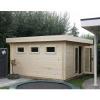 Bild 68 von Azalp Blockhaus Ingmar 450x350 cm, 45 mm