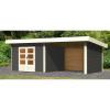 Afbeelding 2 van Woodfeeling Northeim 3 met veranda 300 cm (91470)