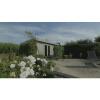 Bild 47 von Azalp Blockhaus Sven 400x350 cm, 45 mm