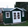 Bild 9 von Azalp Blockhaus Essex 500x450 cm, 30 mm