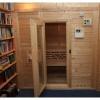 Afbeelding 41 van Azalp Massieve sauna Genio 190x150 cm, 45 mm