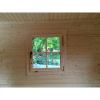 Bild 4 von Azalp Blockhaus Tim 400x400 cm, 45 mm