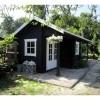 Bild 25 von Azalp Blockhaus Kinross 400x350 cm, 30 mm