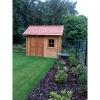 Bild 38 von Azalp Blockhaus Lynn 500x350 cm, 45 mm