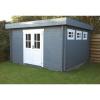 Bild 35 von Azalp Blockhaus Ingmar 550x500 cm, 45 mm