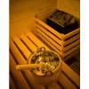 Bild 32 von Azalp Eck-Massivsauna Genio 166x240 cm, 45 mm