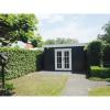 Bild 93 von Azalp Blockhaus Ingmar 450x350 cm, 45 mm