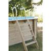 Afbeelding 4 van Ubbink Océa 860 x 470 x 130 cm met blauwe liner en uitrusting