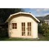 Bild 12 von Azalp Blockhaus Cornwall 400x350 cm, 30 mm
