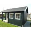 Bild 3 von Azalp Blockhaus Kinross 400x400 cm, 30 mm