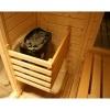 Afbeelding 35 van Azalp Massieve sauna Genio 240x210 cm, 45 mm