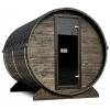 Afbeelding van Azalp Buitensauna Barrel 207x230 cm in 45 mm
