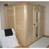 Afbeelding 21 van Azalp Massieve sauna Genio 180x166 cm, 45 mm