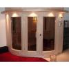 Afbeelding 9 van Azalp Sauna Runda 203x203 cm elzen