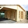Bild 18 von Azalp Blockhaus Ben 650x750 cm, 60 mm