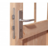 Afbeelding 5 van Woodfeeling Kortrijk 2, zijluifel 240 cm Terragrijs