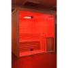 Afbeelding 15 van Azalp Lumen elementsauna 203x135 cm, vuren