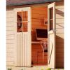 Afbeelding 3 van Karibu Kerpen 2 met veranda 240 cm (88541)