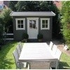 Bild 2 von Azalp Blockhaus Mona 450x500 cm, 30 mm