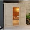 Afbeelding van Azalp Massieve sauna Genio 240x220 cm, 45 mm