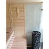 Bild 21 von Azalp Sauna Luja 240x220 cm, 45 mm