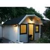 Bild 10 von Azalp Blockhaus Yorkshire 500x550 cm, 45 mm