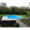 Afbeelding 6 van Trend Pool Boordstenen Tahiti 737 x 360 cm wit (complete set ovaal)