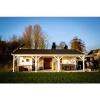 Bild 7 von Azalp Blockhaus Ben 650x750 cm, 60 mm