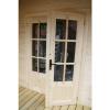 Bild 22 von Azalp Blockhaus Kinross 450x450 cm, 30 mm