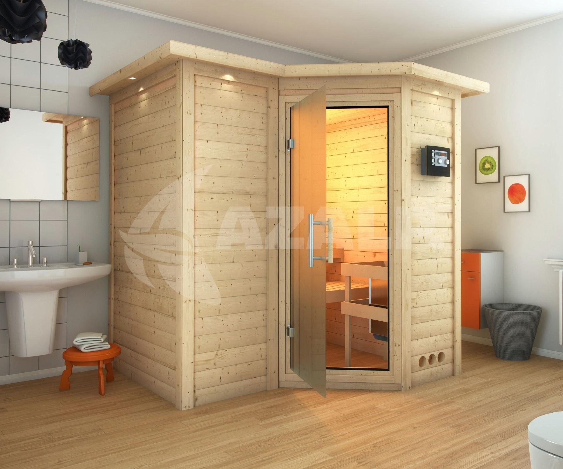 karibu kombisauna sahib 1 kaufen bei. Black Bedroom Furniture Sets. Home Design Ideas