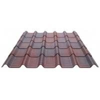 Foto von Onduline Onduvilla Komplettset für dieses Dach (rot)