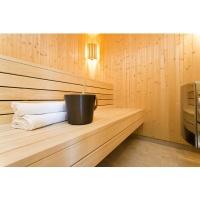 Foto van Azalp Meerprijs abachi saunabanken ipv elzen