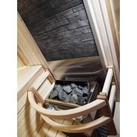 Foto van Harvia Stenen wand Sauna 534 x 1870 mm (SAC20060H)