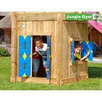 Foto van Jungle Gym Gym Module Playhouse 145