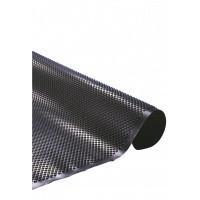 Foto van Ubbink Isolatiefolie HDPE 1,5 x 20 m zwart 550 g/m²