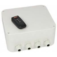 Foto van Spectravision PL REM 200 afstandsbediening met 230V transformator (max. 200VA)