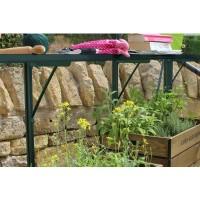Foto van Royal Well Schap Blockley 128 & Bourton 1210, geïntegreerd, groen