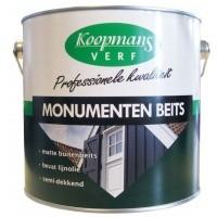 Foto von Koopmans Monumenten beits, Schwarz, 2,5L