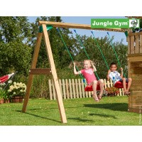 Foto van Jungle Gym Gym Module Swing 240 cm Xtra