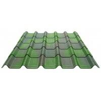 Foto von Onduline Onduvilla Komplettset für dieses Dach (grün)