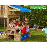 Foto van Jungle Gym Gym Module Mini Picnic 120 cm
