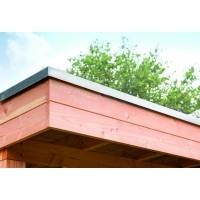 Foto von Azalp Aluminium Dachabschlussleiste 30x30 mm, Länge 250 cm