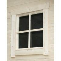 Foto von Azalp Dreh-Kippfenster für Haus, 80x88 cm