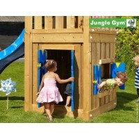 Foto van Jungle Gym Gym Module Playhouse 125