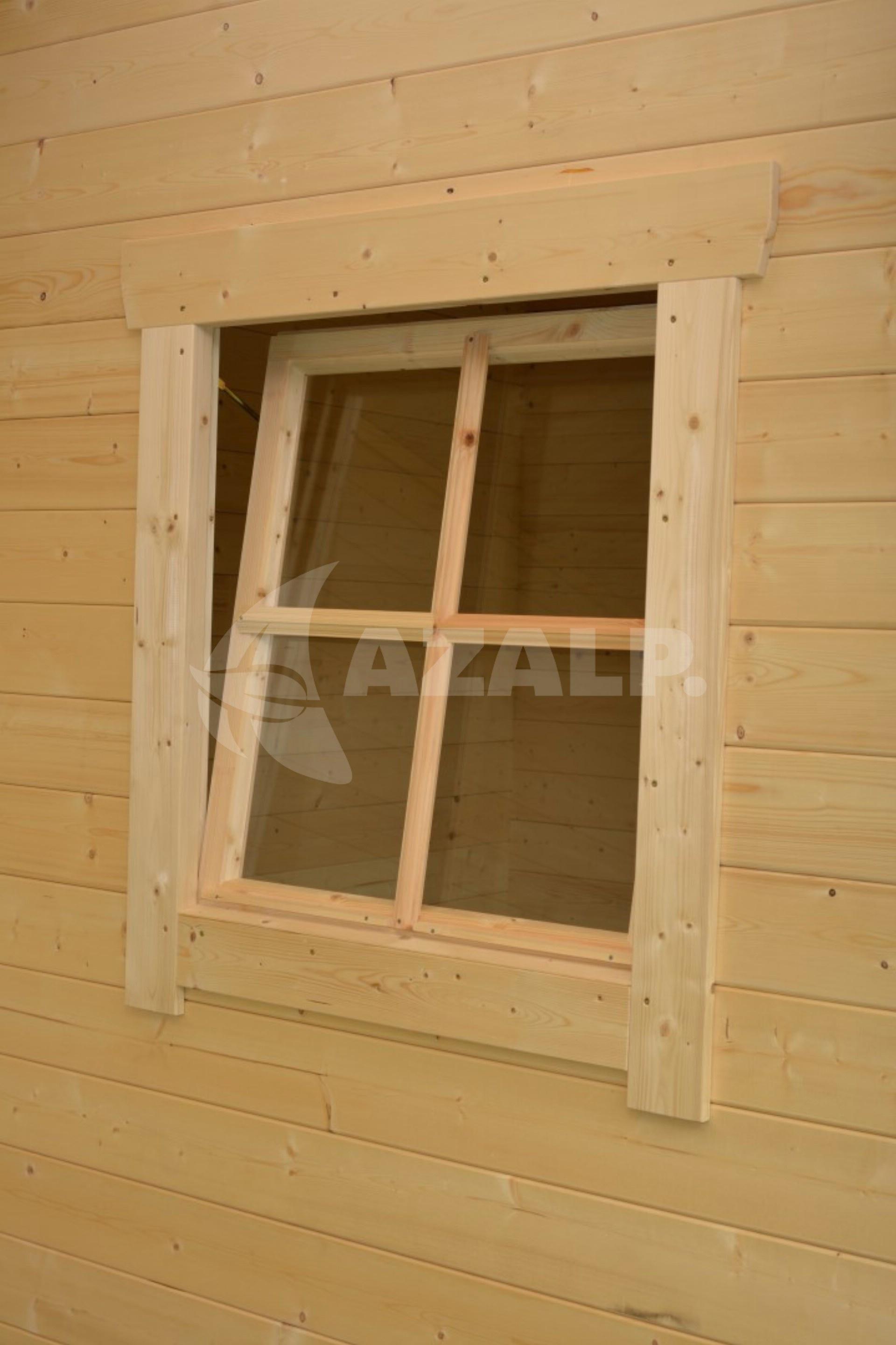 azalp dreh kippfenster 80x88 cm kaufen bei. Black Bedroom Furniture Sets. Home Design Ideas