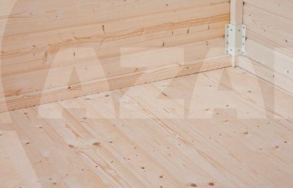 Fußboden In Gartenhaus ~ Gartenhaus weka lounge haus cm lounge mit fußboden