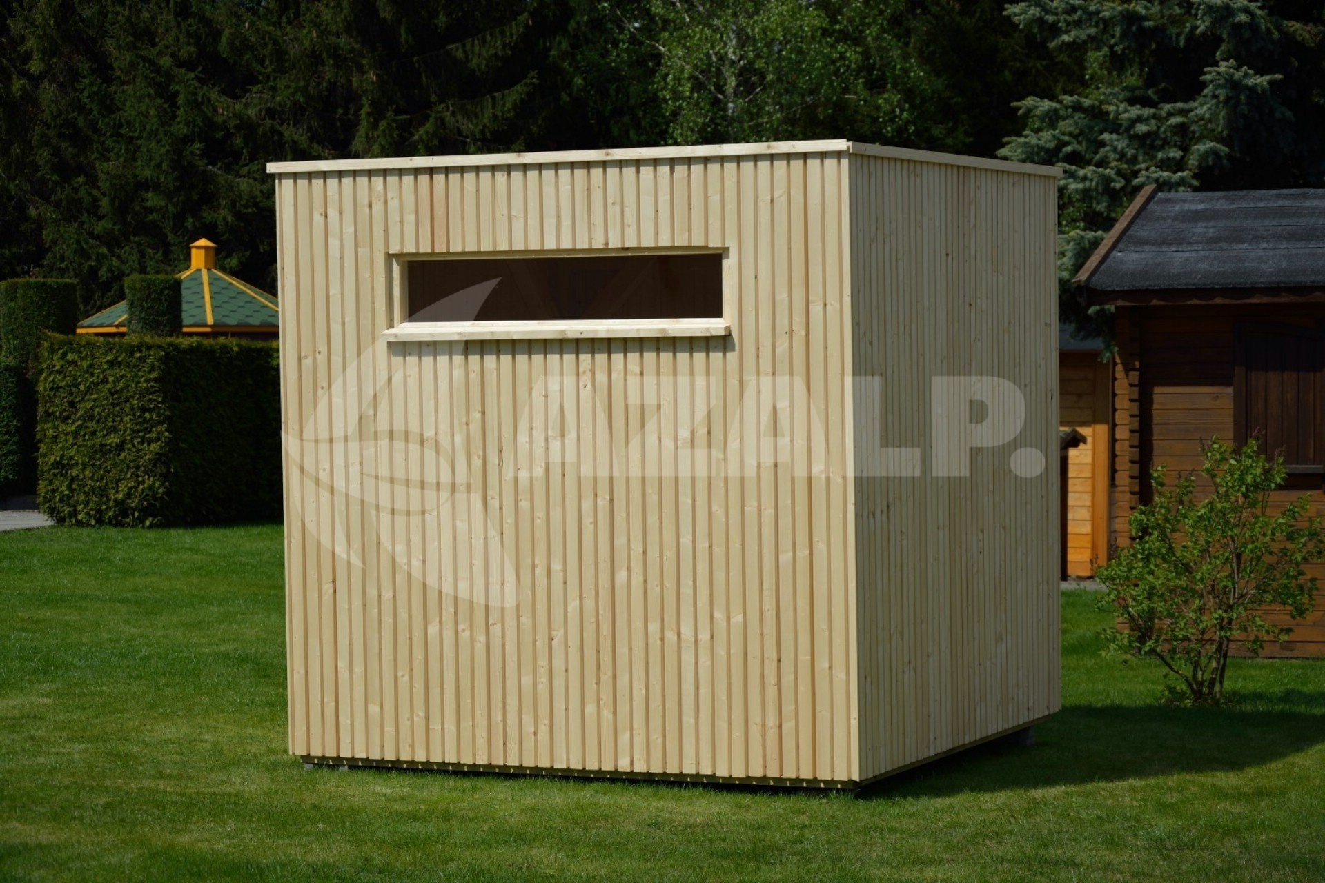 smartshed gartenhaus kuba 4035 kaufen bei. Black Bedroom Furniture Sets. Home Design Ideas