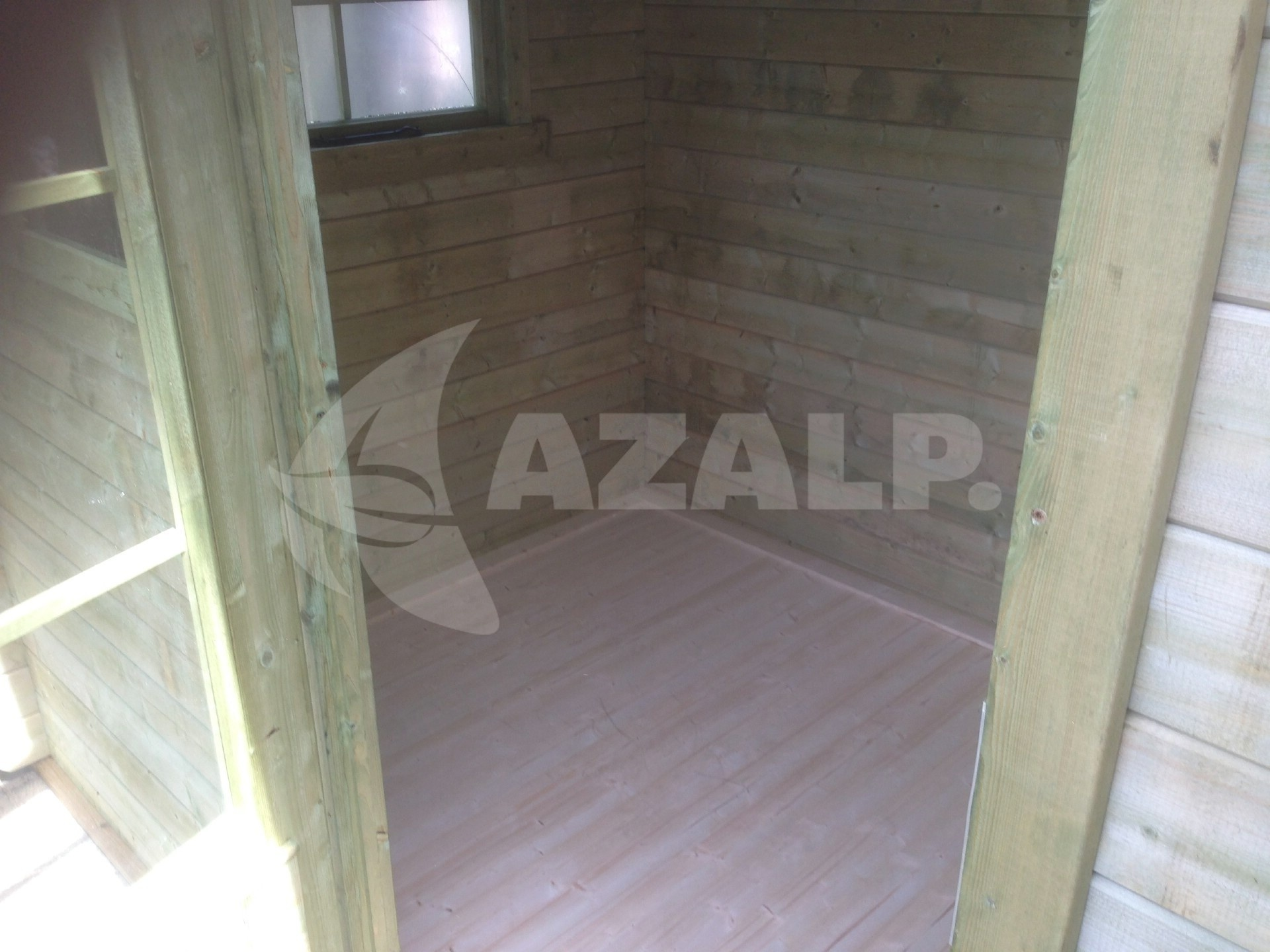 Gartenhaus Mit Fußboden Kaufen ~ Azalp fußboden für gartenhaus kategorie 3 kaufen bei azalp.de