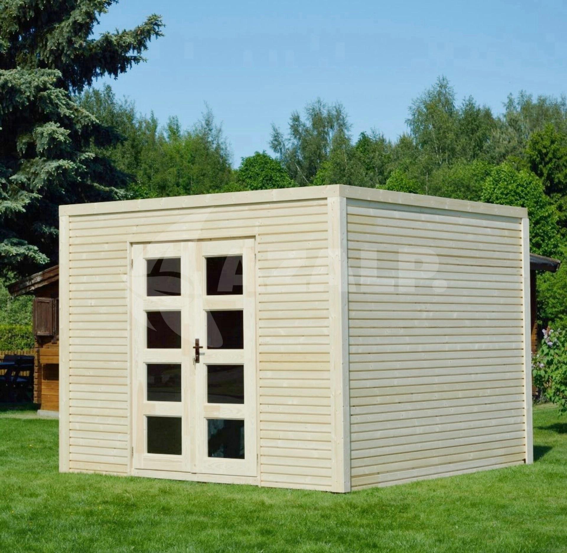 smartshed gartenhaus ligne 250x300 cm kaufen bei. Black Bedroom Furniture Sets. Home Design Ideas