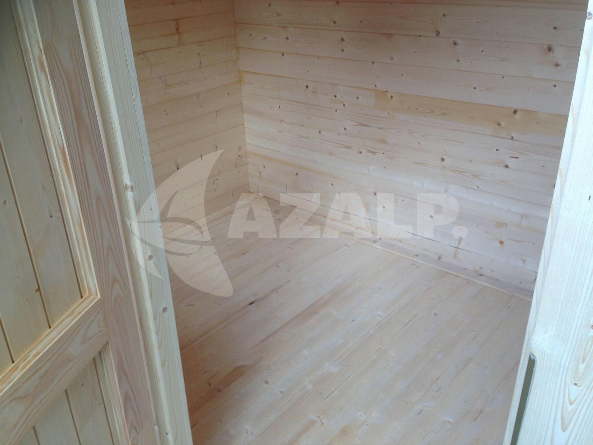 azalp fu boden f r gartenhaus kategorie 2 kaufen bei. Black Bedroom Furniture Sets. Home Design Ideas